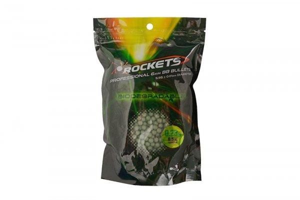 Rockets - Kulki BIO 0,23g 0,5kg - Dark Green