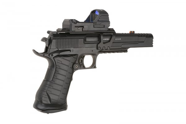 Replika pistoletu Elite Force Racegun - zestaw