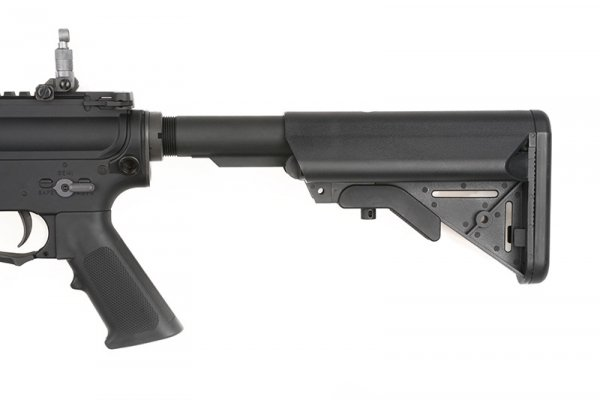 Replika karabinka Knight's Armament SR15 E3 IWS - Czarny
