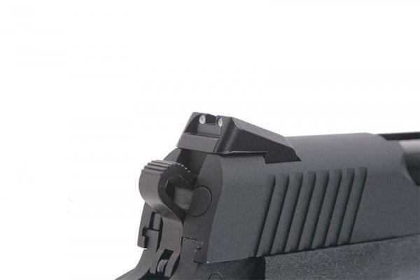 Pistolet wiatrówka KP-11 CO2 - 4.5mm