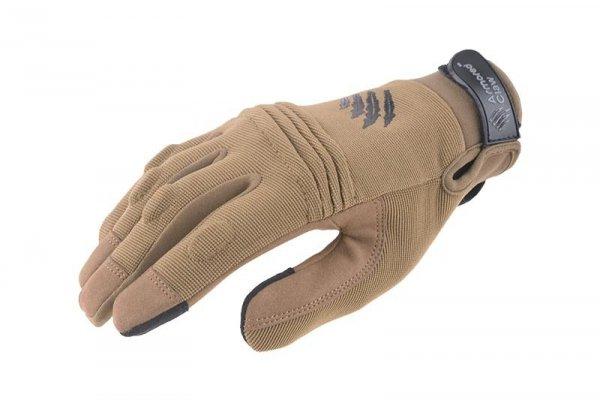 Rękawice taktyczne Armored Claw CovertPro - tan