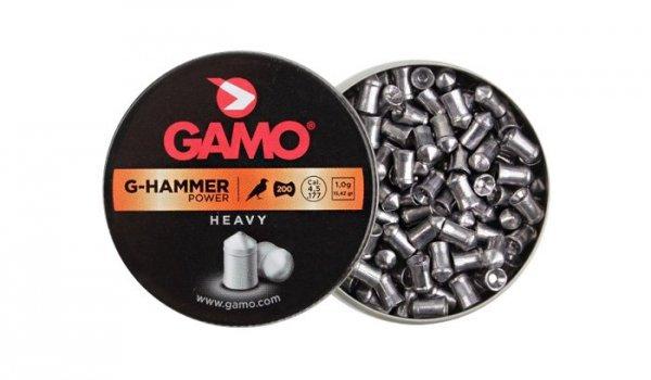 Gamo - Śrut G-Hammer Energy - 200 szt. - 4,5 mm - 6322822