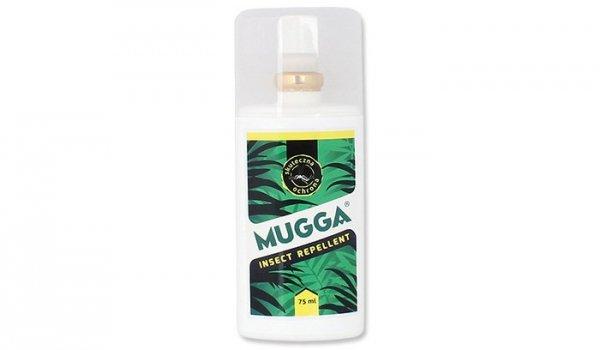Mugga - Preparat odstrzaszający owady - 9,5% DEET - Spray - 75ml