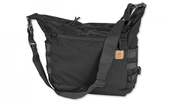 Helikon - Torba Bushcraft Satchel - Czarny - TB-BST-CD-01