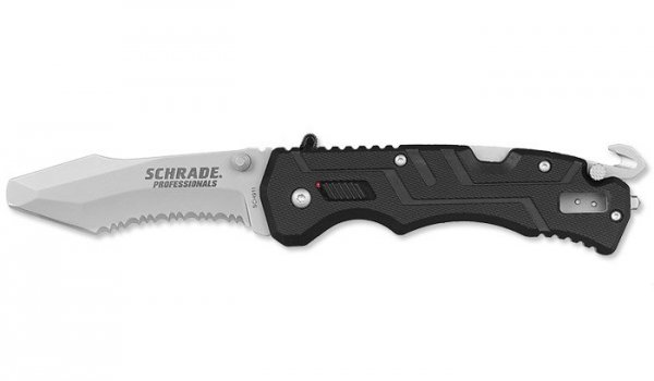 Schrade - M.A.G.I.C. Assisted Opening - Re-Curve Clip Point - SCH911