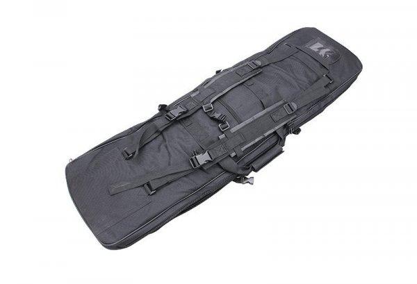 Pokrowiec na broń 96cm - czarny