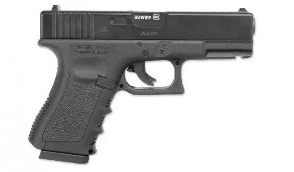 Umarex - Wiatrówka Glock 19 4,5mm - 5.8358