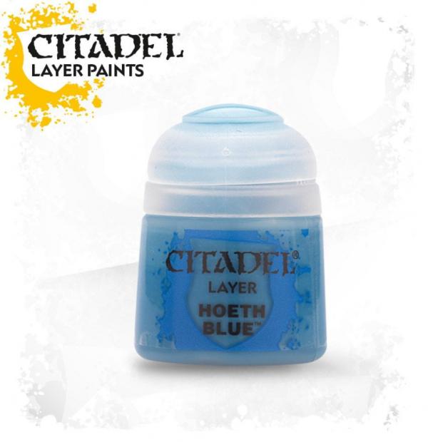 CITADEL - Layer Hoeth Blue 12ml