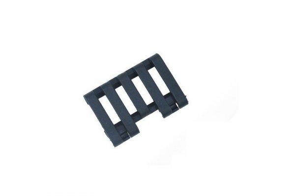 Element - Prowadnica okablowania - czarna