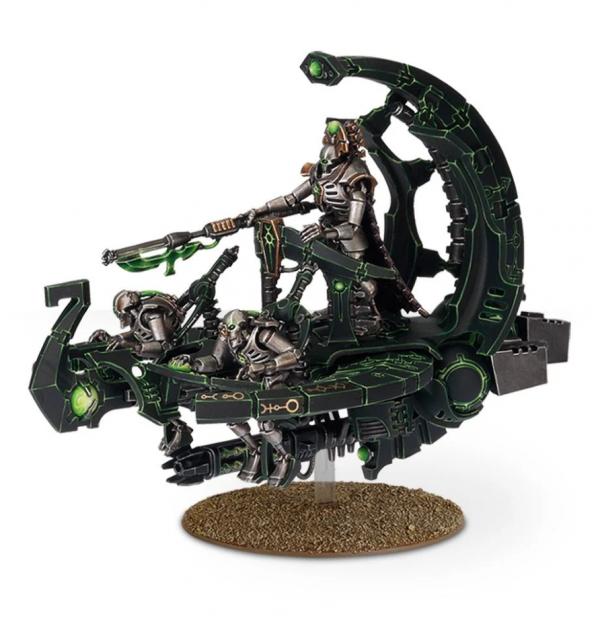 Warhammer 40K - Necrons Catacomb Command Barge