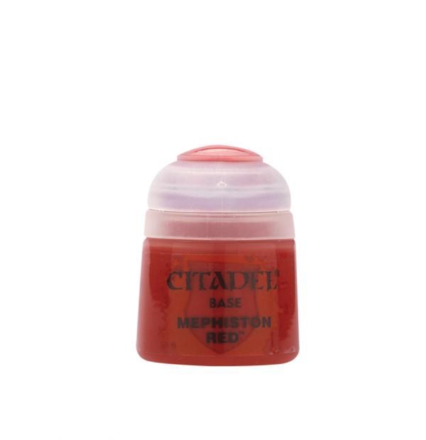 CITADEL - Base Mephiston Red 12ml
