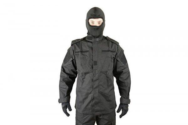 Komplet mundurowy typu ACU - czarny