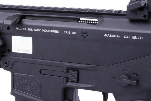 Replika karabinka MSD - czarna