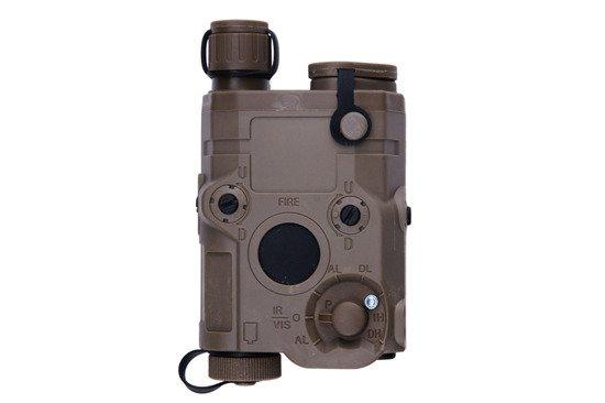 Pojemnik na baterie AN/PEQ-15 - TAN