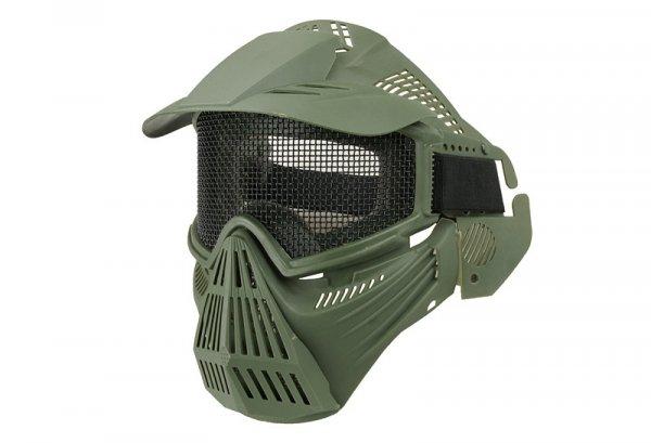 Maska Ultimate Tactical Guardian V1 - Olive