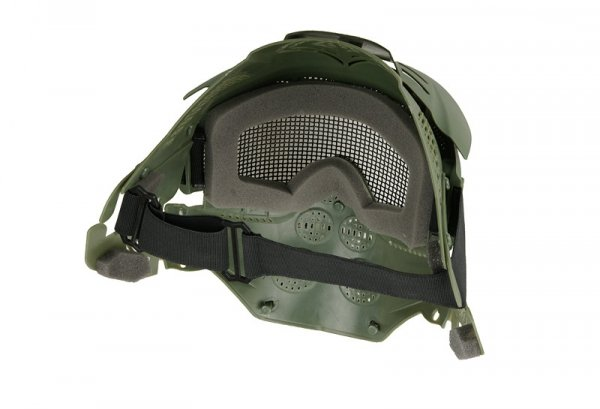 Maska Ultimate Tactical Guardian V1 - Olive