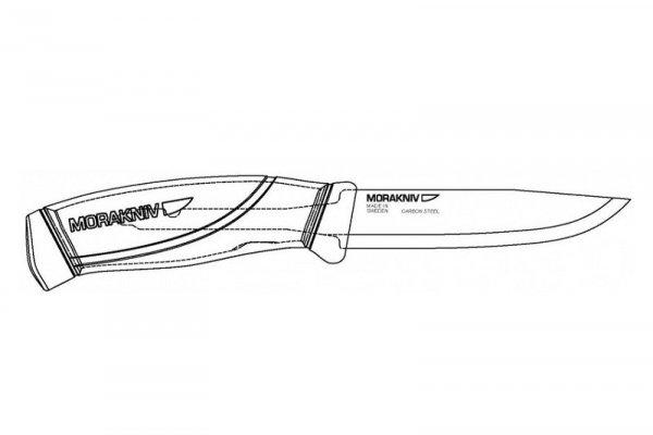 Nóż Morakniv® Companion Tactical