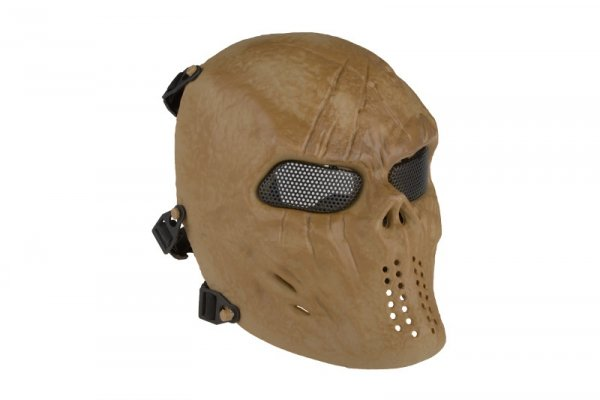 Maska Tactical Skull - Dried Bone