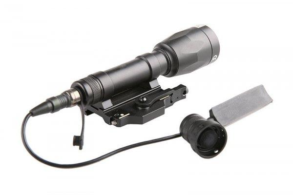 Latarka M620P Scoutlight LED - czarna