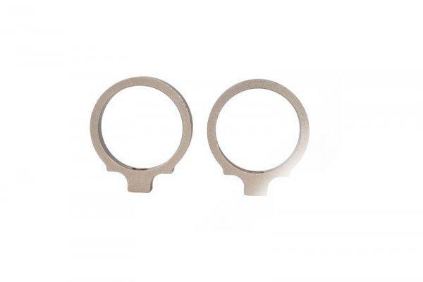 """Pierścienie montażowe w std. LaRue (0.830""""), 2 szt. - Tan"""
