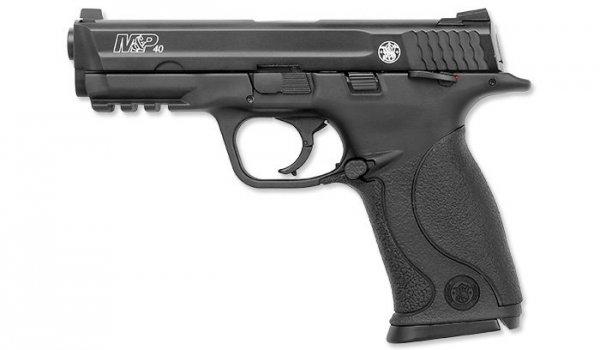 Umarex - Wiatrówka Smith & Wesson M&P 40 TS Blow Back - 5.8318