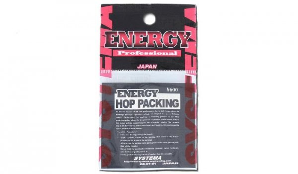 Systema Energy - Gumka Hop-Up - czarna