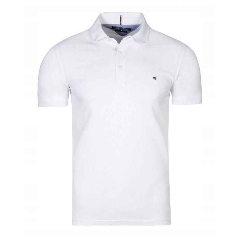 73fe6b72c Tommy Hilfiger koszulka polo polówka męska - KOSZULKI POLO