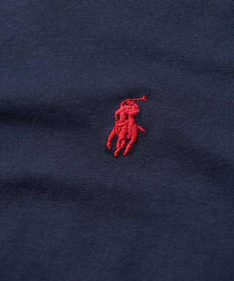 Polo Ralph Lauren koszulka t-shirt męski custom slim fit