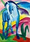 Puzzle 1000 Bluebird 60069 Franz Marc - Niebieski Koń I - 1911