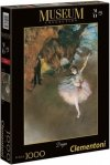 Puzzle 1000 Clementoni 39379 Museum - Baletnica - Degas - Primaballerina