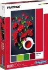 Puzzle 1000 Clementoni 39494 Zapach Czerwonego Hibiskusa Pantone