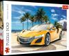 Puzzle 500 Trefl 37381 Żółty Samochód - Letnia Przygoda