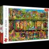 Puzzle 1500 Trefl 26165 Baśniowa Biblioteczka