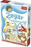 Gra Edukacyjna - Trefl - Zegar  T-01123