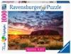 Puzzle 1000 Ravensburger 151554 Ayers Rock - Australia