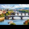 Puzzle 500 Trefl 37382 Praga - Czechy
