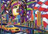 Puzzle 1000 Trefl 10523 Kolory Nowego Jorku