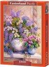 Puzzle 1500 Castorland C-151653 Kwiaty - Bzy
