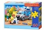 Puzzle 60 Castorland B-066193 Pierwsza Pomoc