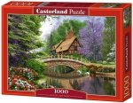 Puzzle 1000 Castorland 102365  River Cottage