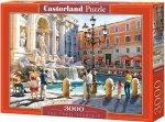 Puzzle 3000 Castorland C-300389 Fontanna - Trevi