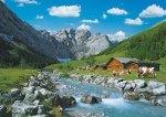 Puzzle 1000 Ravensburger 192168 Austryjackie Góry