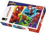 Puzzle 30 Trefl 18242 Spiderman i Miquel