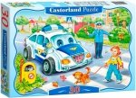 Puzzle 30 Castorland B-03389 Policja