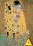 Puzzle 1000 Piatnik P-5459 Klimt Pocałunek