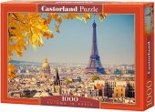 Puzzle 1000 Castorland C-103089 Autumn in Paris