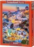 Puzzle 1000 Castorland C-103522 Santorini