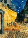 Puzzle 1000 Ravensburger 153732 Van Gogh - Taras - Kawiarnia