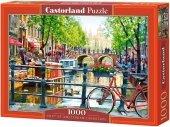 Puzzle 1000 Castorland C-103133 Amsterdam - Landscape