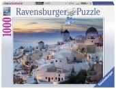 Puzzle 1000 Ravensburger 196111 Santorini